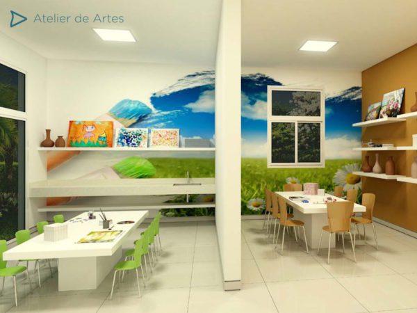 Acqua Galleria Atelier De Artes