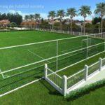 Acqua Galleria Campo Futebol Society