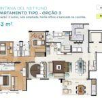 Acqua Galleria Nettuno Planta 153m2 3