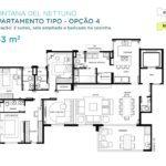 Acqua Galleria Nettuno Planta 153m2 4