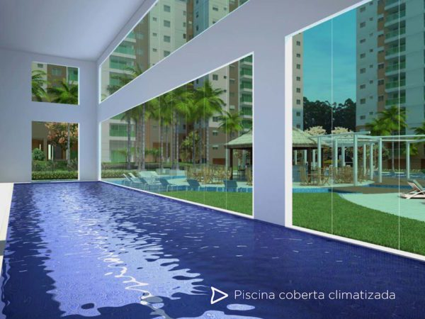 Acqua Galleria Piscina Coberta Climatizada