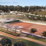 Acqua Galleria Quadra Tenis Saibro
