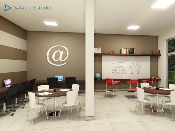 Acqua Galleria Sala Estudos