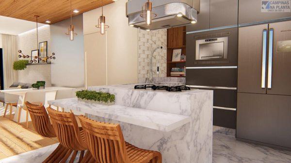Imagem ilustrativa da cozinha