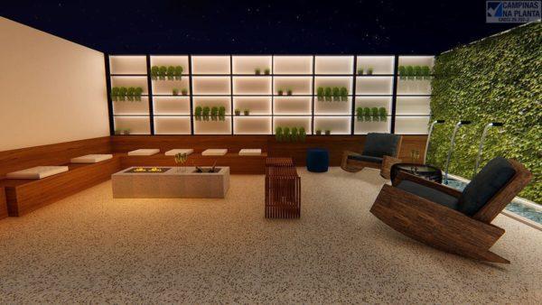Outra sugestão para os apartamentos Terrazo