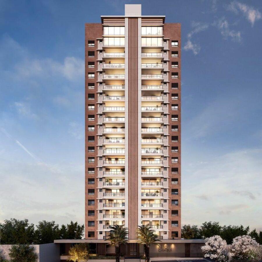 Alto Cambuí Lançamento de apartamentos na planta de 129m² e coberturas duplex no Cambuí de 245m² no melhor bairro de Campinas