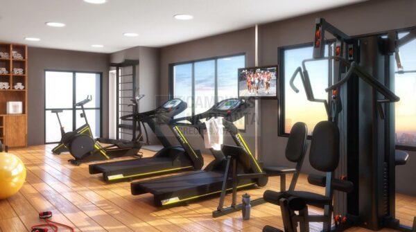 Ampliare Taquaral Fitness