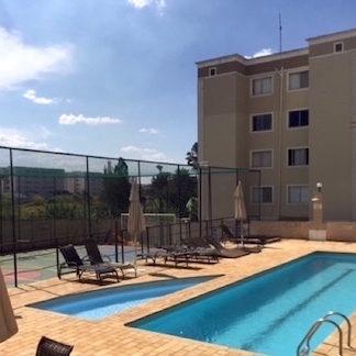 Foto da piscina deste apartamento pronto no Jardim Nova Europa
