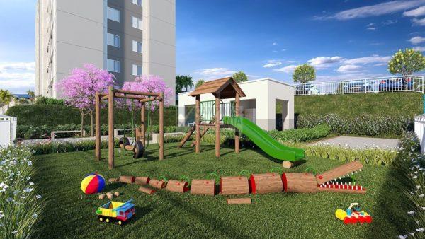 playground do lançamento Arbo Condomínio Parque Panamby Campinas