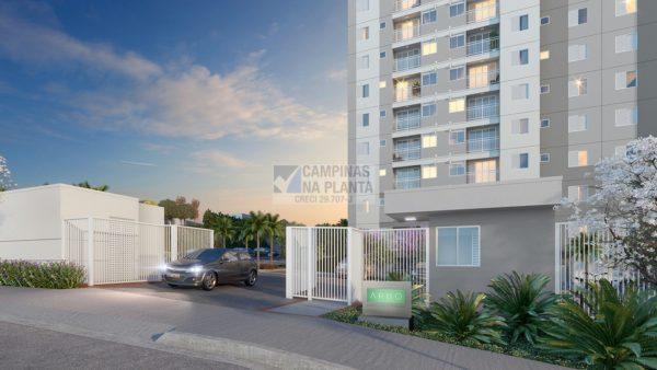 portaria do Arbo Condomínio Parque lançamento no Panamby Campinas