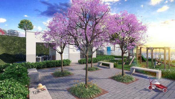Arbo Condomínio Parque praça lançamento direcional no Panamby campinas