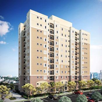 Belvedere Hortolândia apartamentos na planta