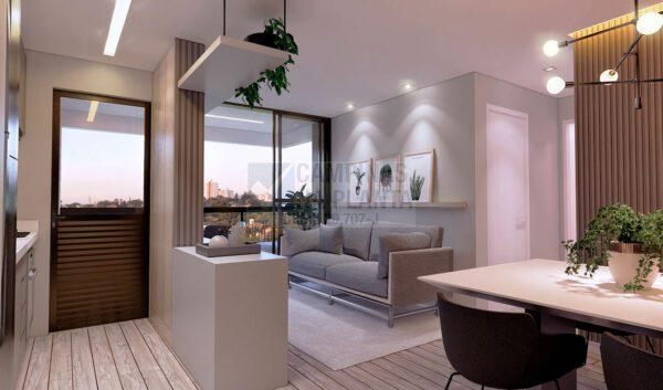 Biitencourt 678 Lancamento Apartamento Sala Estar E Jantar