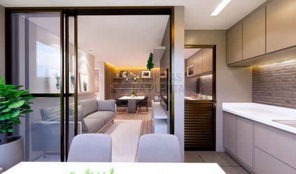 Biitencourt 678 Lancamento Apartamento Varanda E Sala