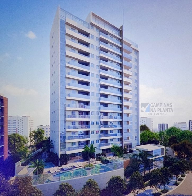 blu residencial breve lançamento na chácara da barra em Campinas, SP