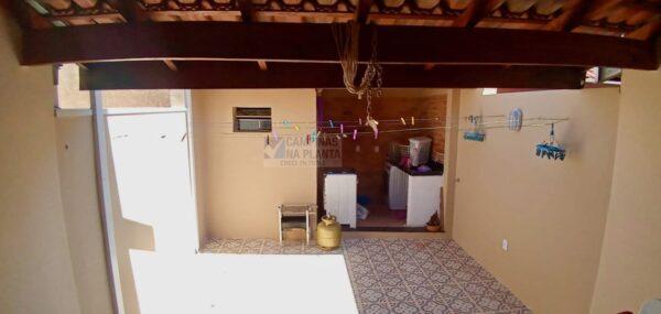 casa pronta sumare villa flora varanda e area de servico