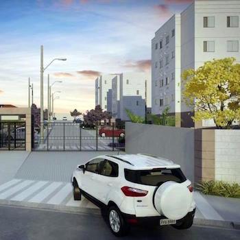 cury supercitta residencial horizonte perspectiva ilustrada fachada