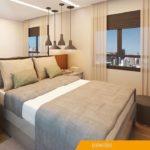 Quarto / Dormitório do Lançamento Don Cambui