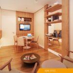 Home Office de uso comum do condomínio