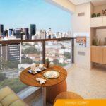 Don Cambui Varanda Gourmet com Churrasqueira Apartamento à venda