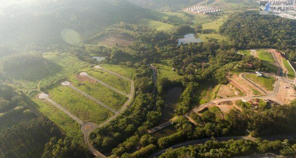 Vista Drone Ecovilla Realitz Valinhos