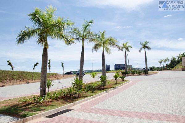 Pavimentação Ecovilla Valinhos