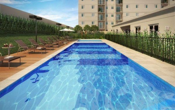 exclusive são bernardo campinas perspectiva da piscina