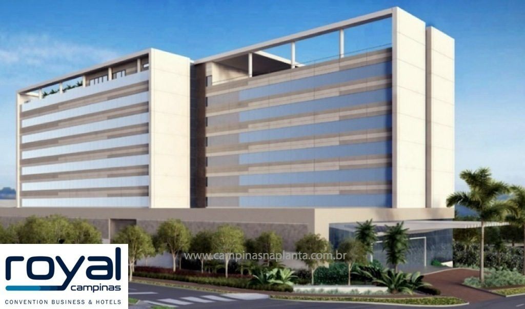 expansao royal campinas cidade empresarial hotel 4 estrelas