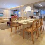 wide cambui da gafisa perspectiva do iving ampliado do apartamento de 108m²