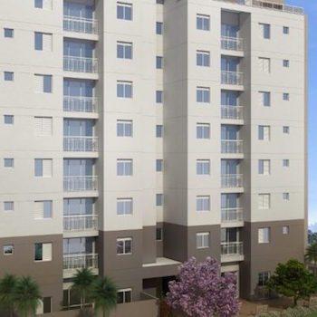 Garden Panamby Campinas Perspectiva da Fachada Apartamentos na Planta em Obras
