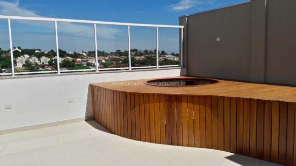 iHome Mansoes Deck Duplex 166m²