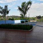 Deck da piscina