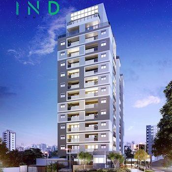 Ind Cambuí lançamento de apartamentos na planta em Campinas - SP