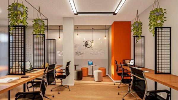 Coworking e Study Room