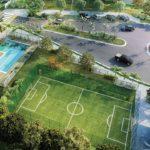 La Dolce Vita Paulinia Lazer Campo Futebol