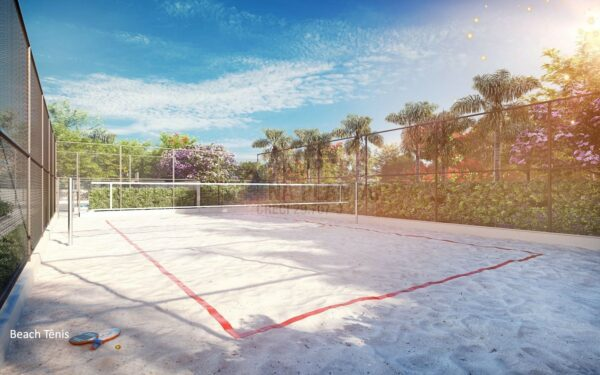 Living Grand Wish Nova Campinas Beach Tenis