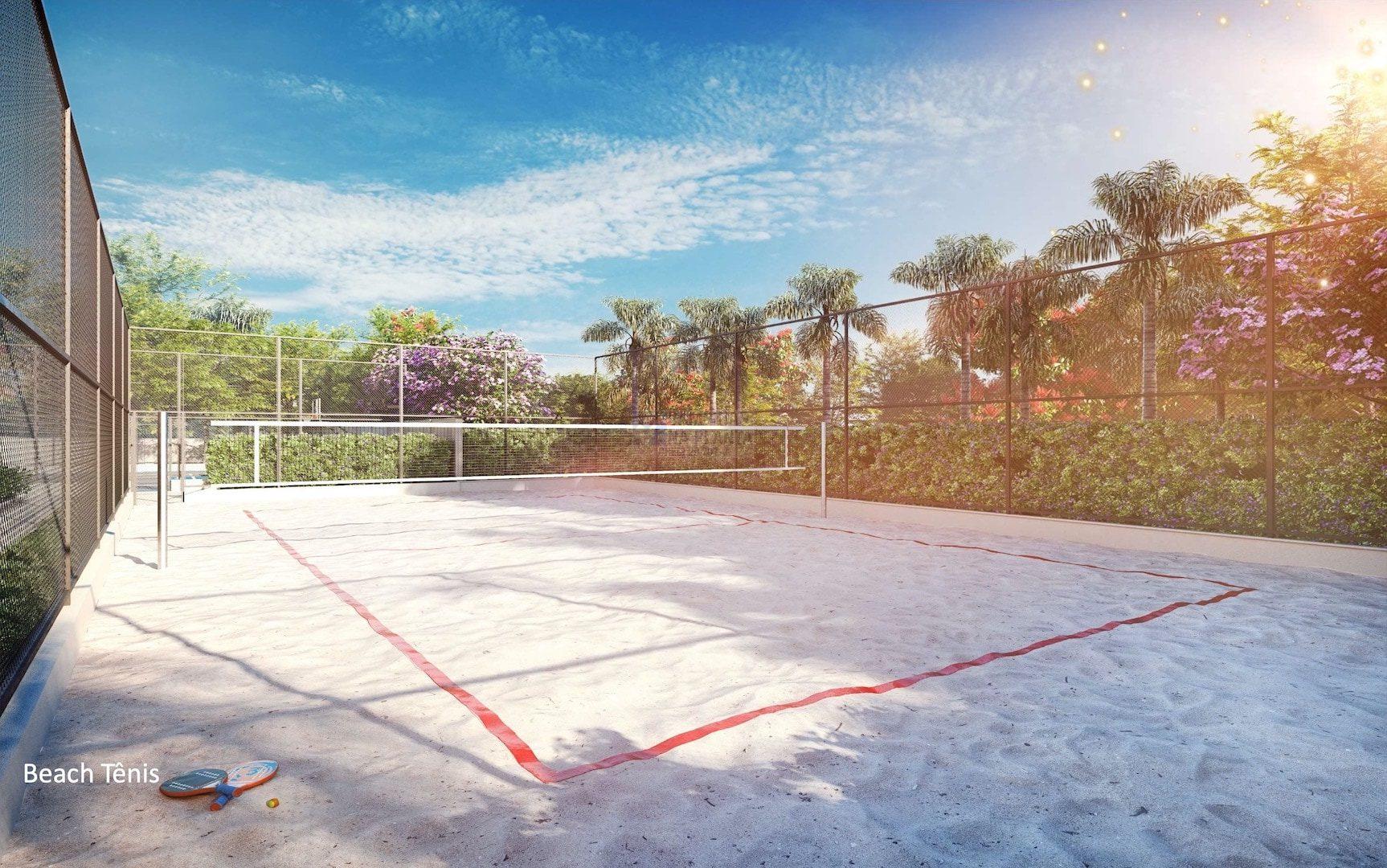 Living Grand Wish Nova Campinas Beach Tenis