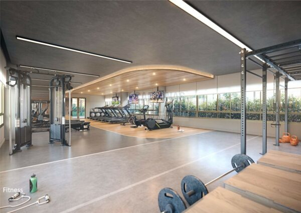 Living Grand Wish Nova Campinas Fitness
