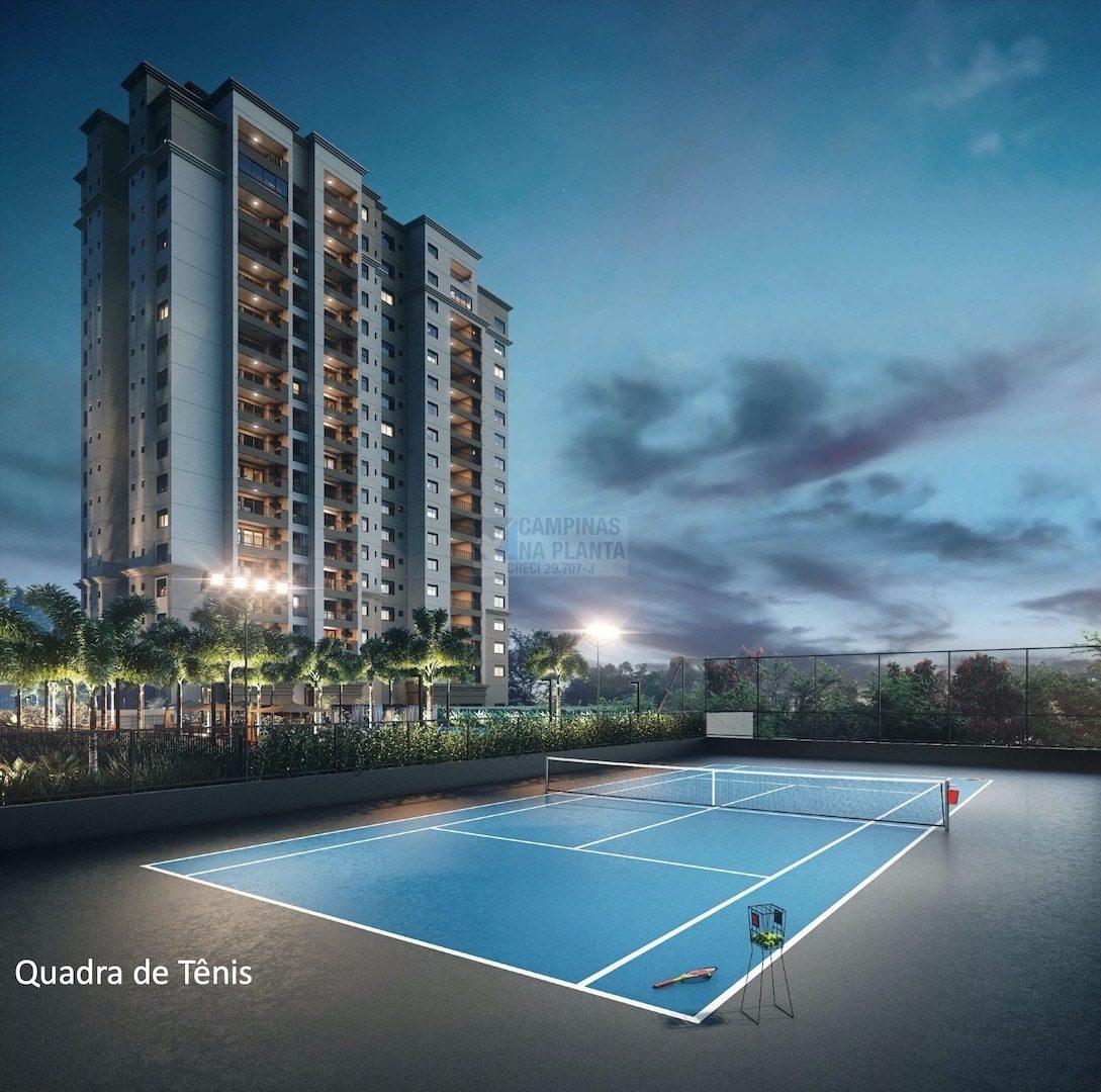 Living Grand Wish Nova Campinas Quadra Tenis