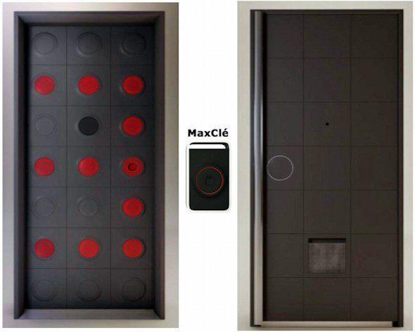 Porta e fechadura esclusivas do MaxHaus Cambui
