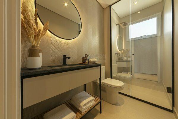 praca guanabara apartamento decorado banheiro