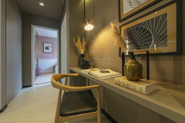 praca guanabara apartamento decorado office 2