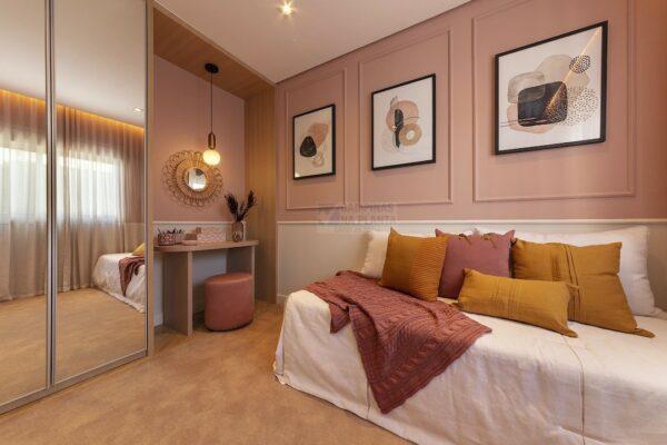praca guanabara apartamento decorado quarto 2