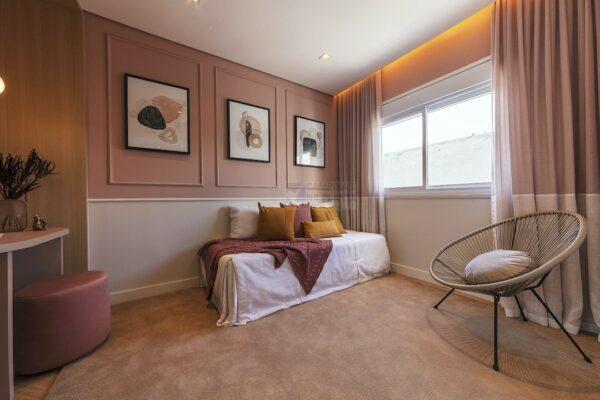 praca guanabara apartamento decorado quarto 4