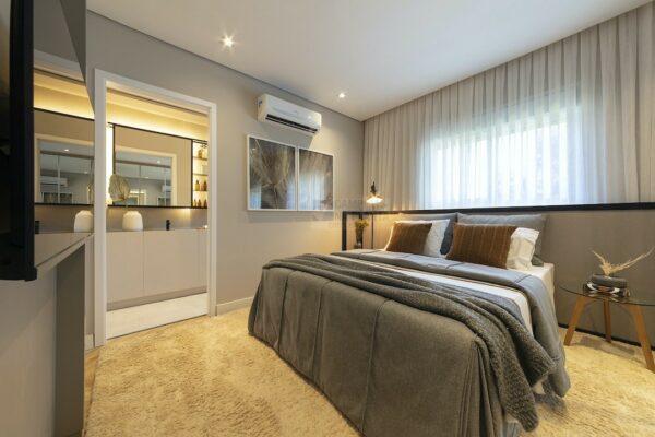 praca guanabara apartamento decorado suite 1