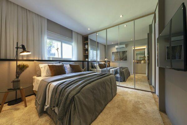 praca guanabara apartamento decorado suite 2