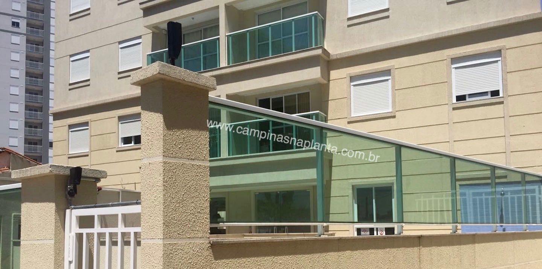 Residencial Prima Vista Taquaral foto da fachada