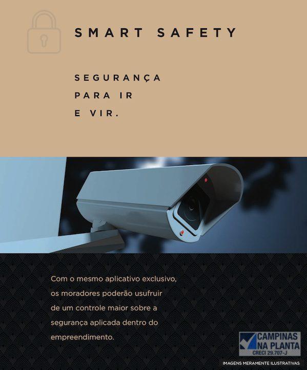 Residencial Arborais Campinas Smart Safety