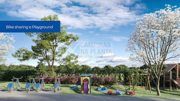 Residencial Bosque Dos Ipes Sumare Playground Bike Sharing