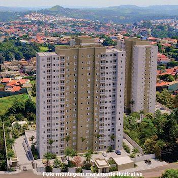 Residencial Valenca Apartamentos Na Planta Valinhos Breve Lançamento Rua Orozimbo Maia